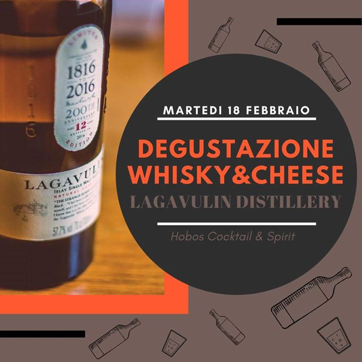 WHISKY & CHEESE @Lagavulin